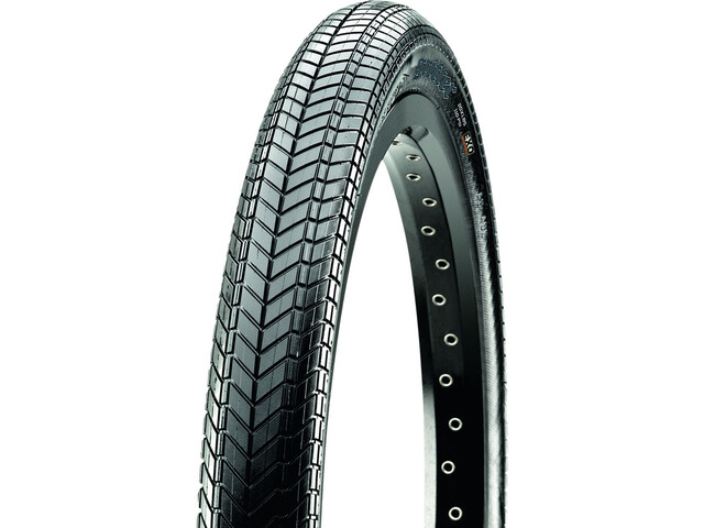 "Maxxis Grifter 20"", dual, skinwall, wire bead"